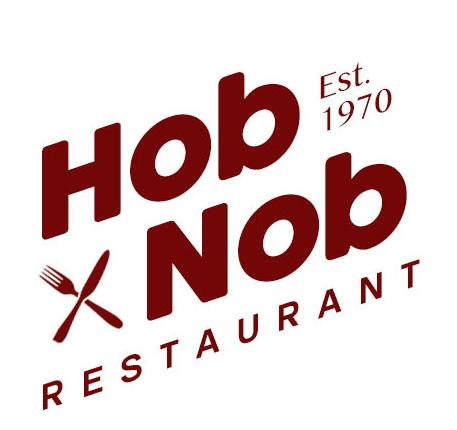 Hob Nob logo red no border
